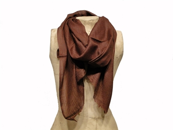 Picture of Scarf New York brown, 70*180