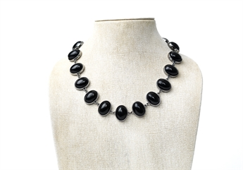 Picture of Necklace Amira, black
