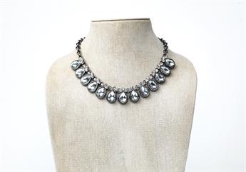Picture of Necklace Beatrix, silverc