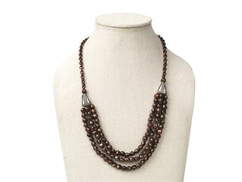 Picture of Necklace Lenassan, bronze