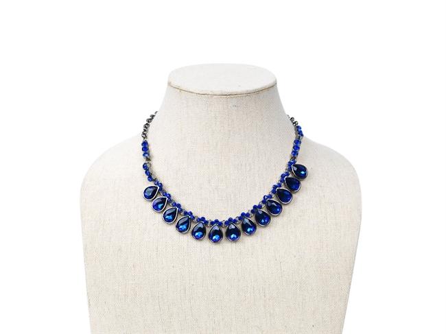 Picture of Necklace Beatrix, blue