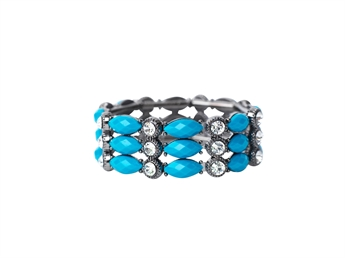 Picture of Bracelet Bianca, turquoise