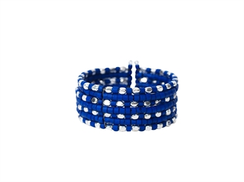 Picture of Bracelet Polkadot, blue
