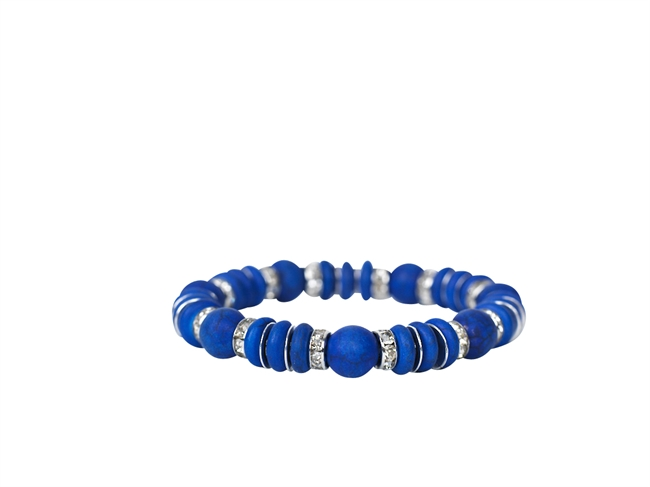 Picture of Bracelet Bella, strong blue