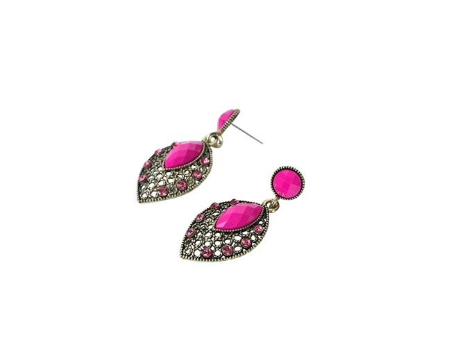 Picture of Earring Dina, pink