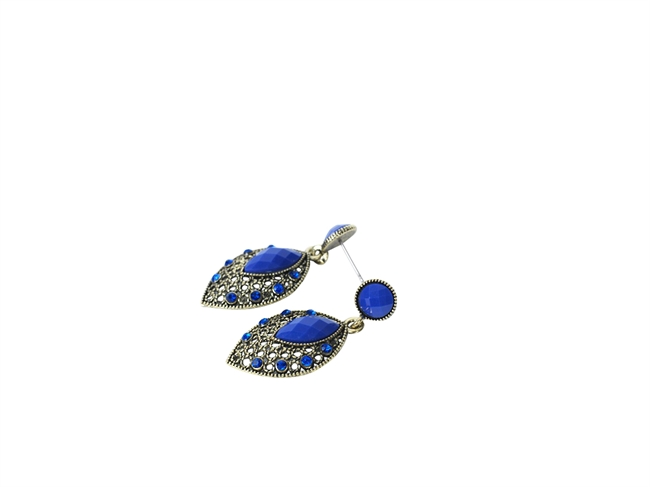 Picture of Earring Dina, turquoise