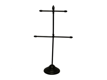 Picture of Metal jewellery stand H60 Rusty
