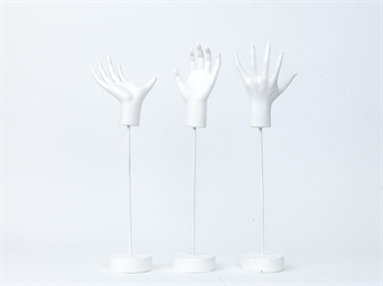 Picture of Hand jewellery stand (A/3) H46 WHITE