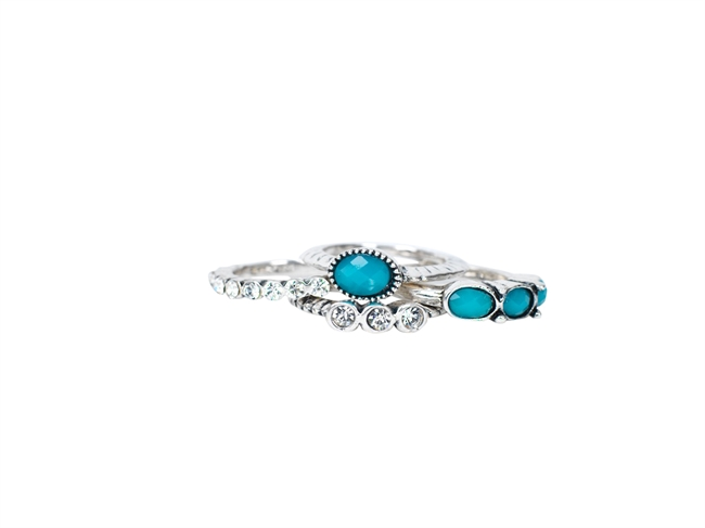 Picture of Ring Alisa, turquoise