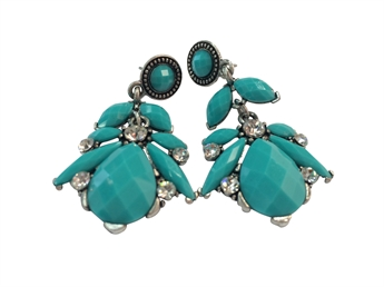 Picture of Earring Montana, turquoise