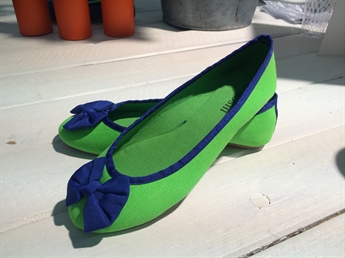Picture of Shoe Lady Scarlett, blue/green