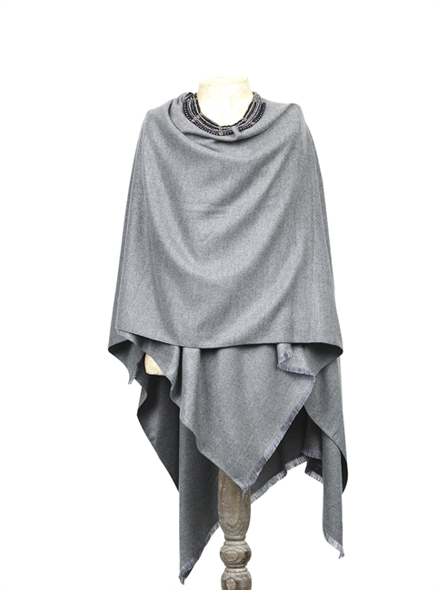 Picture of Poncho Davos, grey