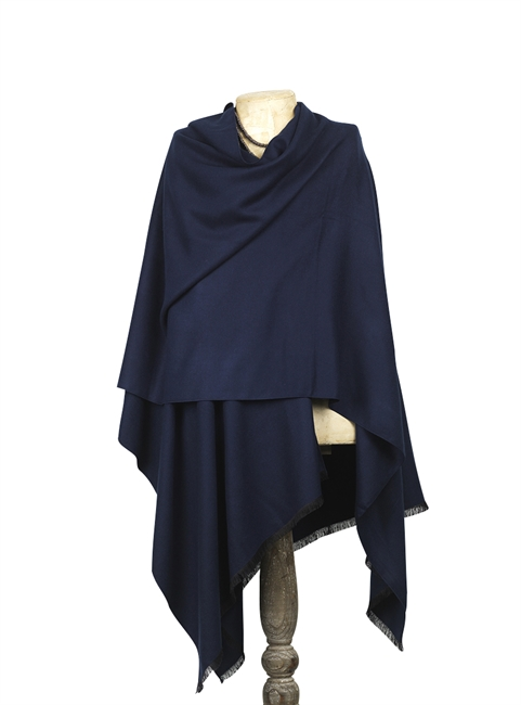 Picture of Poncho Davos, dk blue