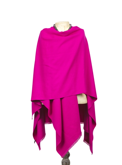 Picture of Poncho Davos, pink