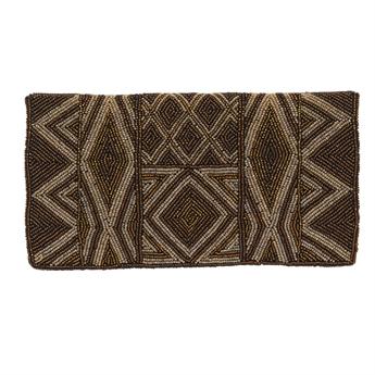 Picture of Clutch bag Picchu, copper