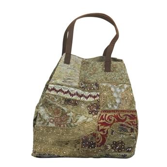 Picture of Shoulder bag Ritikka, olive green