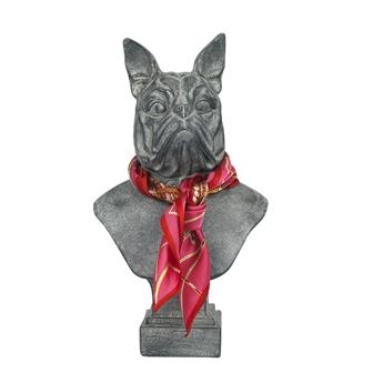 Picture of Winston the Bulldog