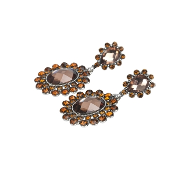 Picture of Earring Tessa, topaz
