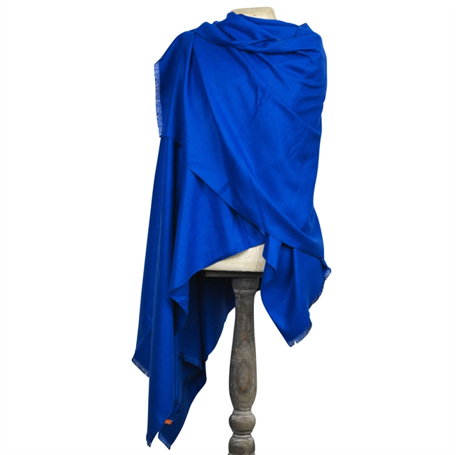 Picture of Poncho Davos, royal blue