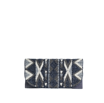 Picture of Clutch bag Nice, grey mix