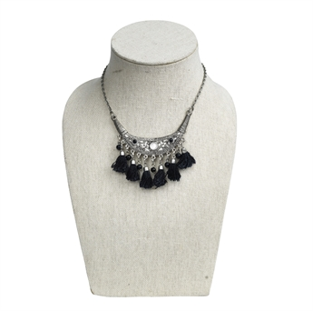 Picture of Necklace Farah, black