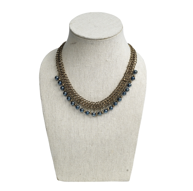 Picture of Necklace Susi, blue