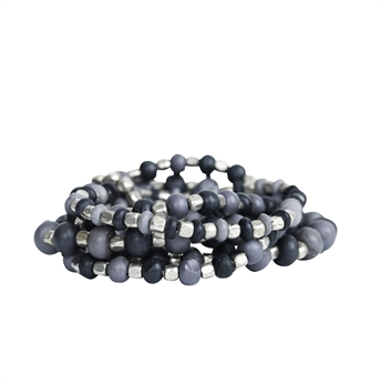 Picture of Bracelet Kairo, grey