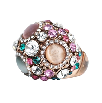Picture of Ring Mali, rose