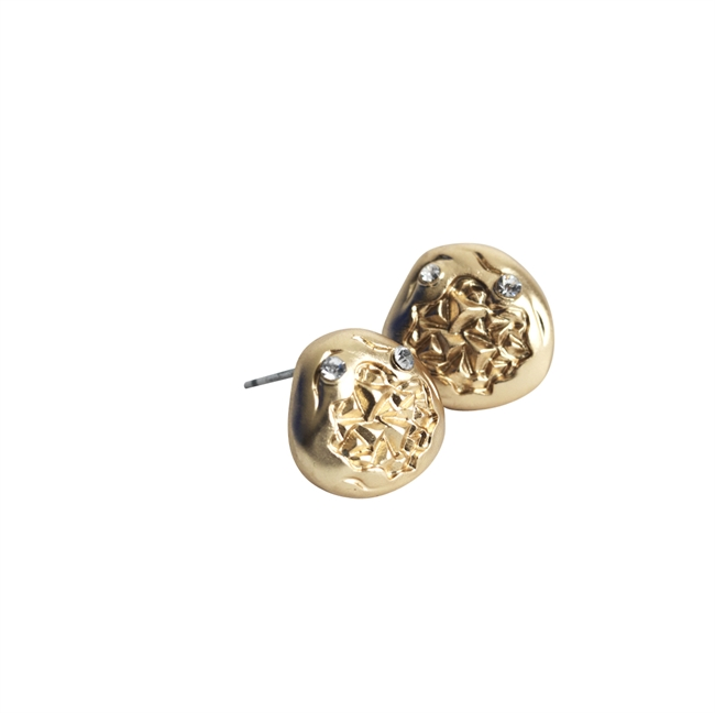 Picture of Earring Marroni, gold