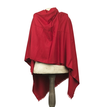 Picture of Poncho Davos, red