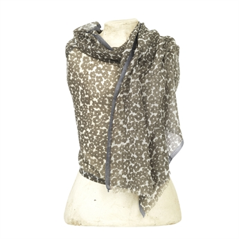 Picture of Scarf Orleans, beige/grey