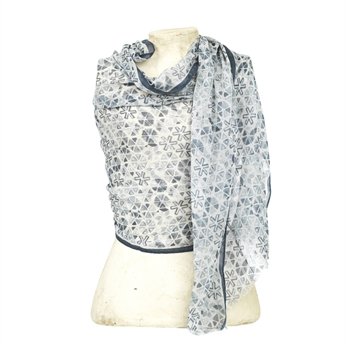 Picture of Scarf Sardinia, blue