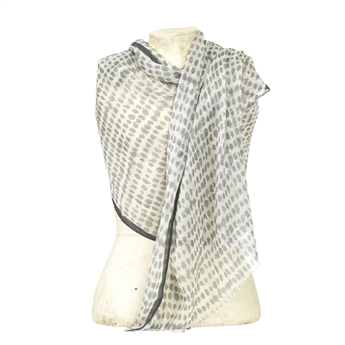 Picture of Scarf Elionor, grey