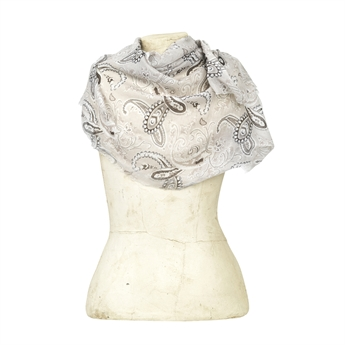 Picture of Scarf Ebba, beige