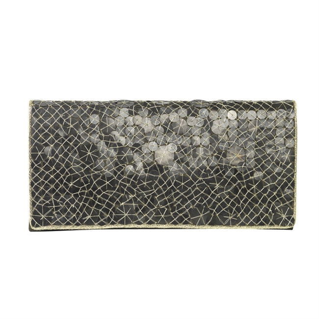 Picture of Clutch bag Iza, khaki