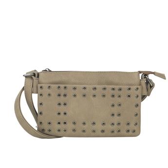 Picture of Shoulder bag Melodie, dk brown