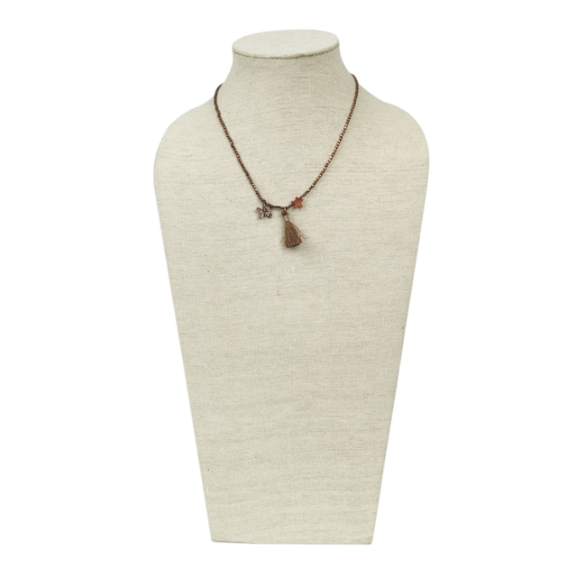 Picture of Necklace Amy, ant copper