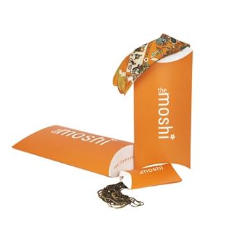 Picture of Large pillow box, orange, 40*25*8cm