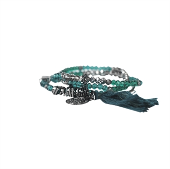 Picture of Bracelet Inez, teal