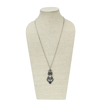 Picture of Necklace Darcy, silver