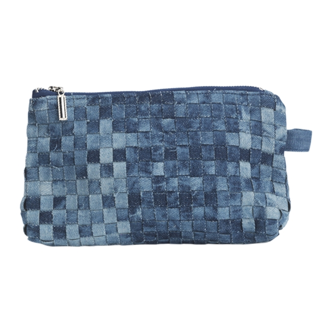 Picture of Cosmetic bag Brooklyn S, blue.