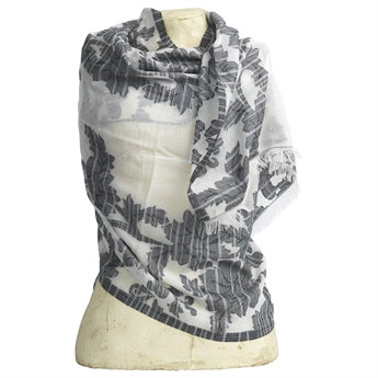 Picture of Scarf Beauty, grey