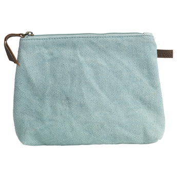 Picture of Canvas Pouch Sanna, sky blue