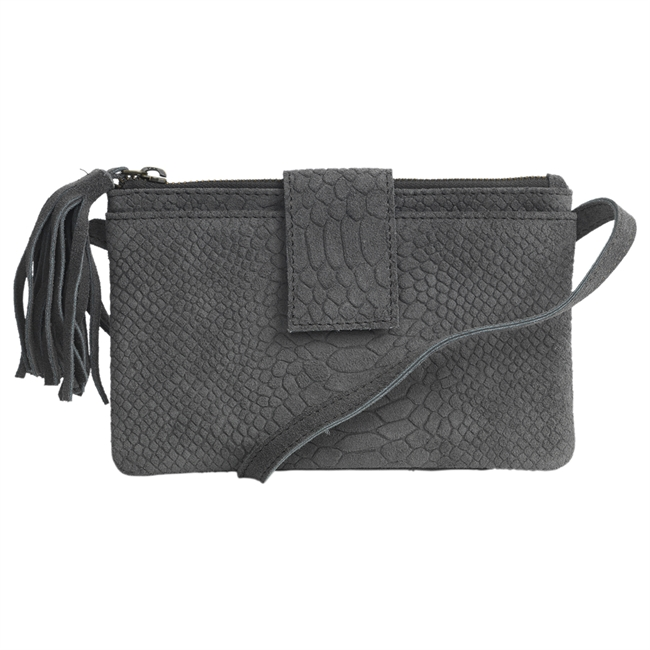 Picture of Mini shoulder bag Soho, dk grey