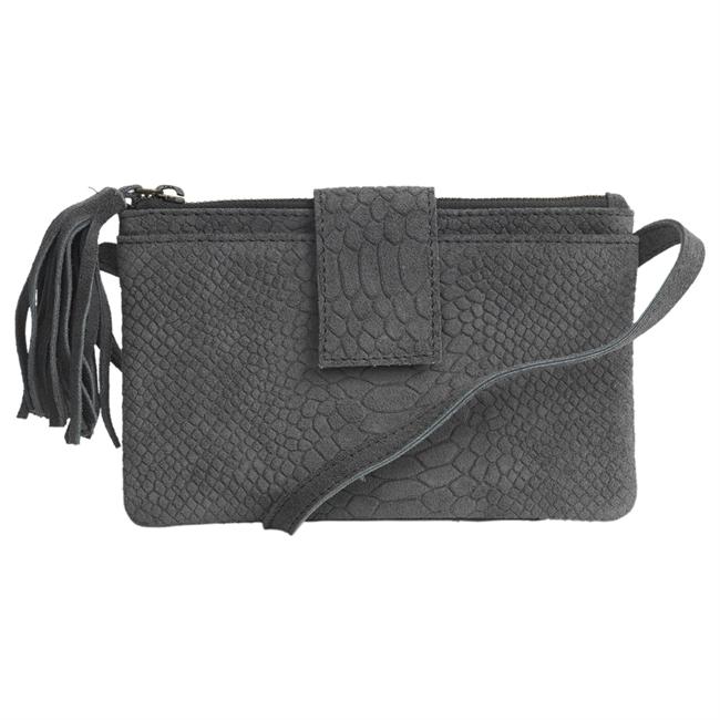 Picture of Mini shoulder bag Soho, dk grey