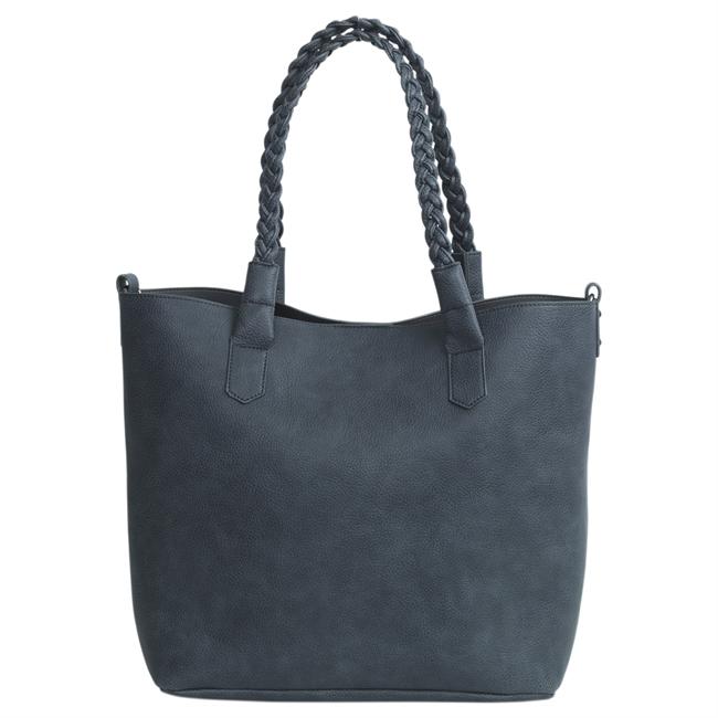 Picture of Shoulder bag Joyce, grey/blue