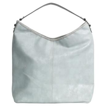 Picture of Shoulder bag Babette, shimmery lt blue