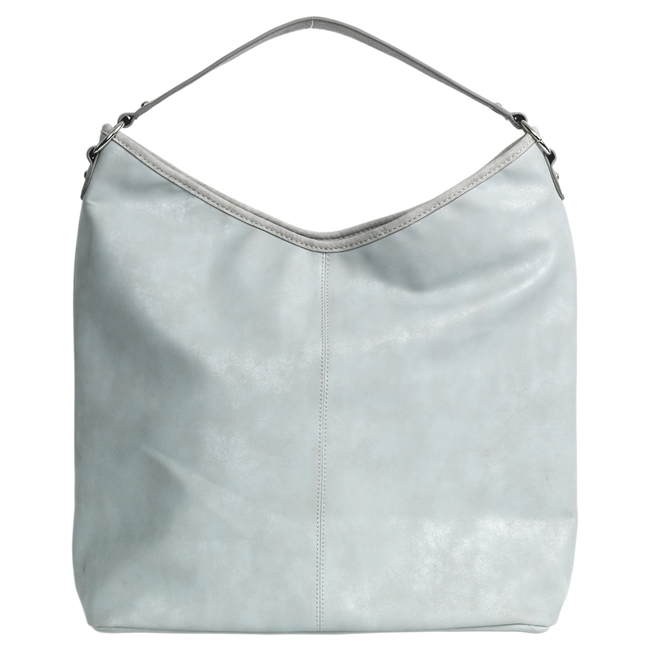 Picture of Shoulder bag Babette, shimmery lt blue