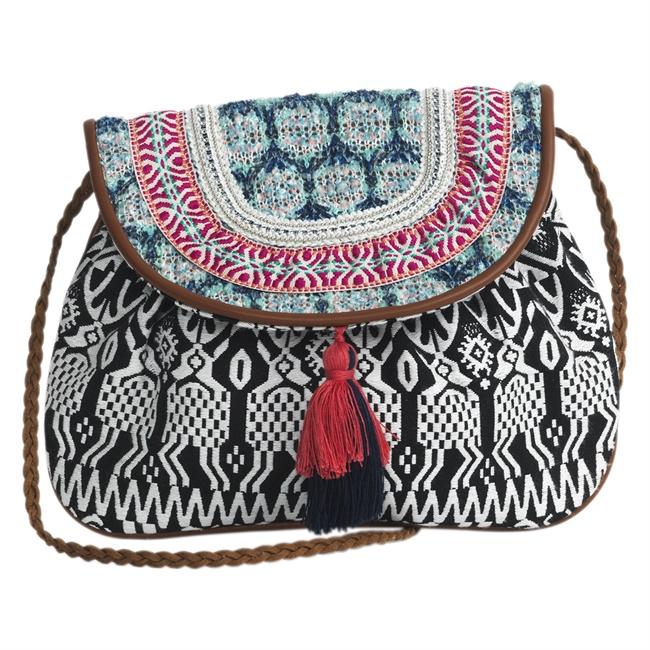 Picture of Shoulder bag Gitte, mix