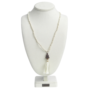 Picture of Necklace Gemma, ivory